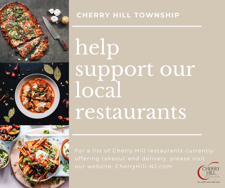 Support Local Restaurants