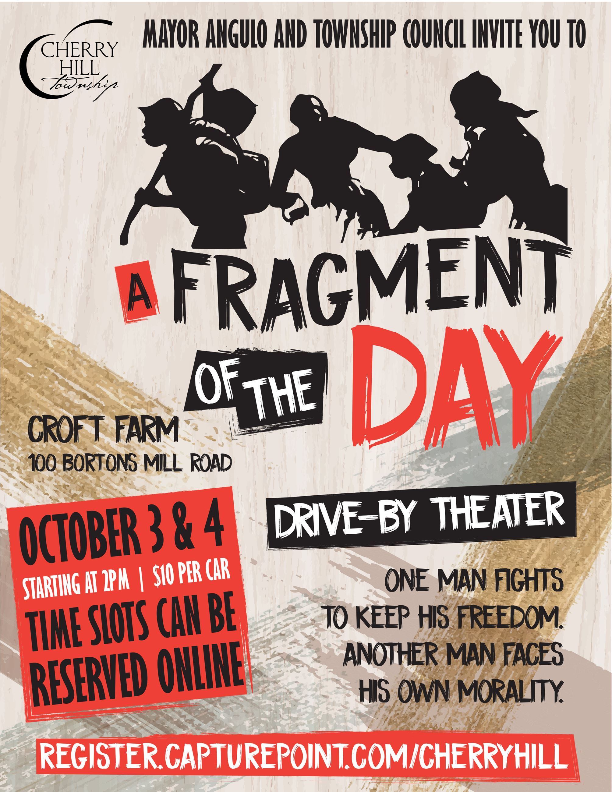 fragment of the day poster