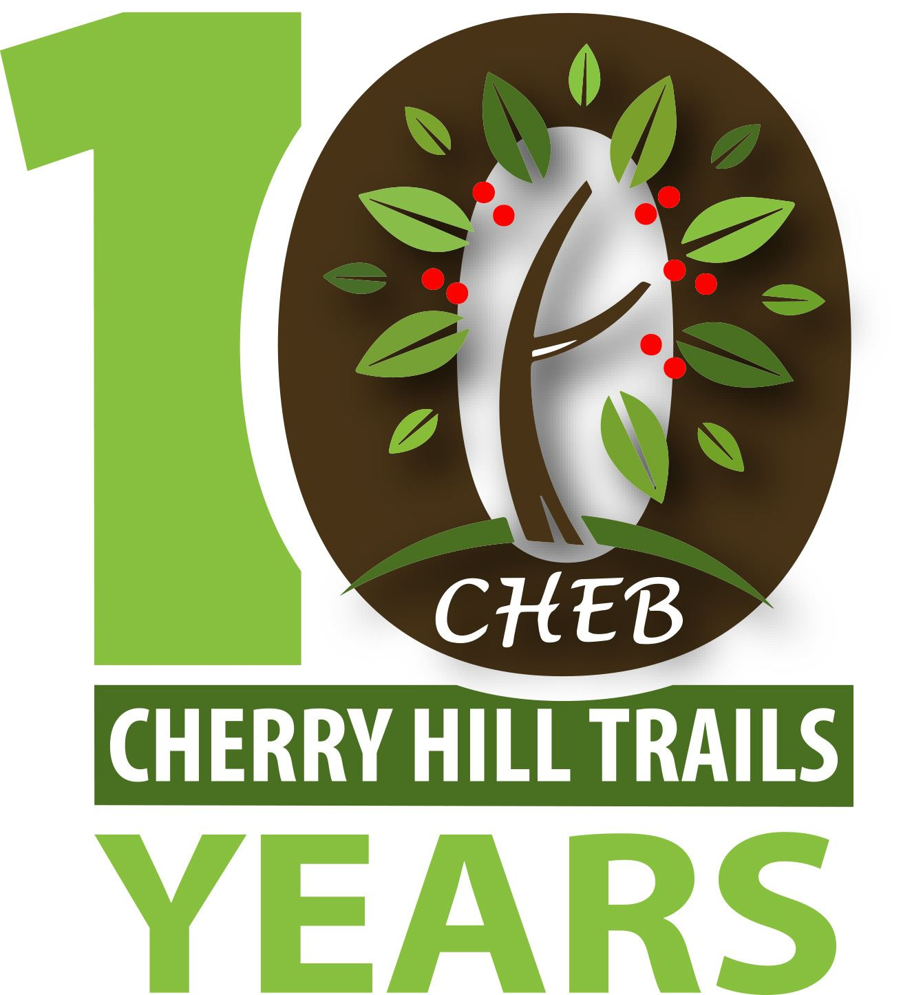 Cherry Hill Environmental Board 10th Anniversary logo