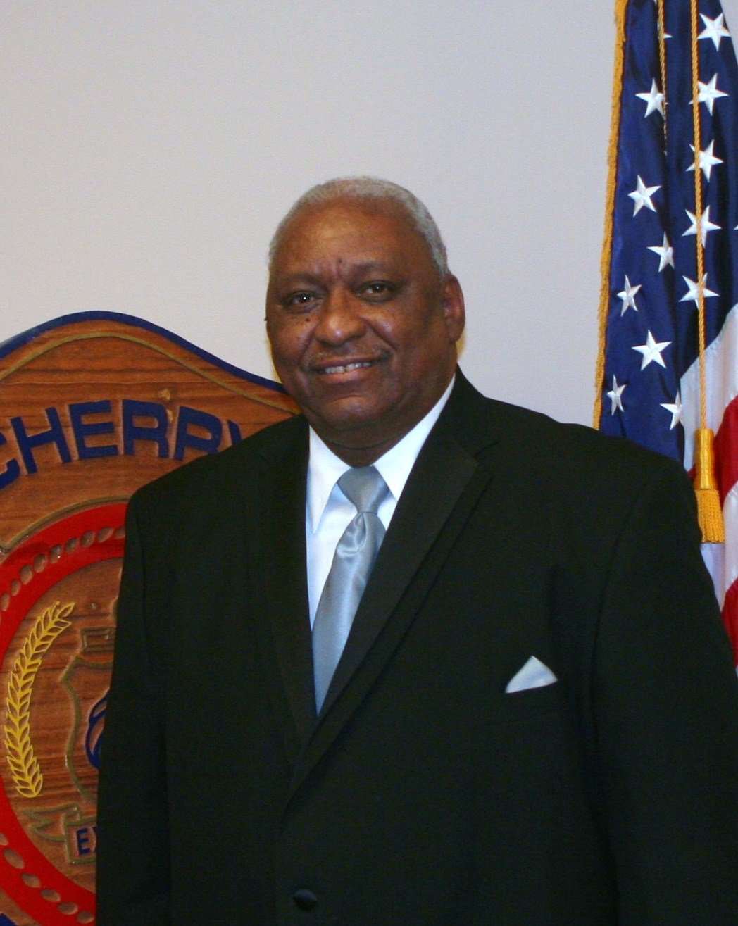 Member at Large William T. McCargo