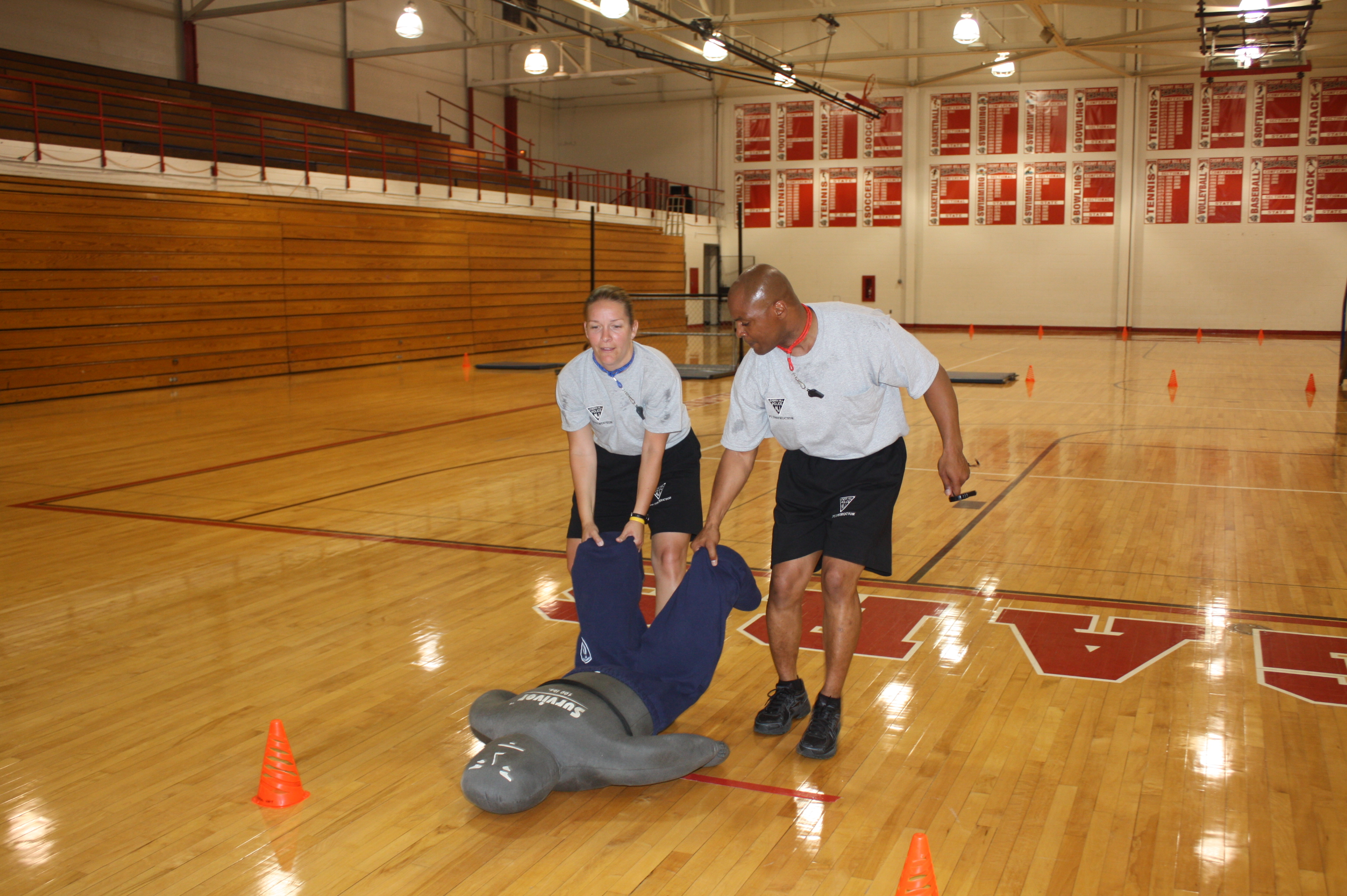 CHPD physical ability test 2