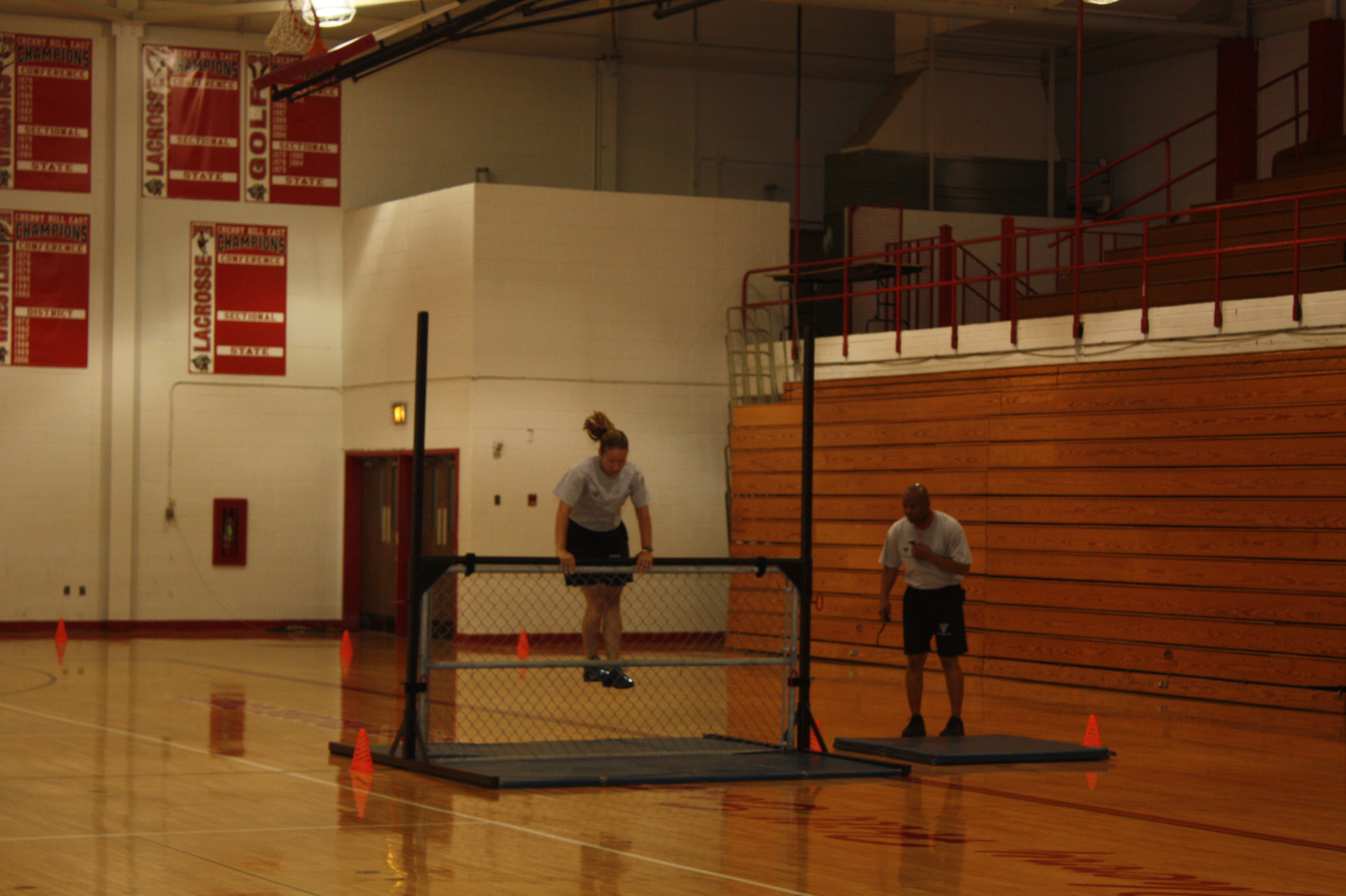 CHPD physical ability test 3