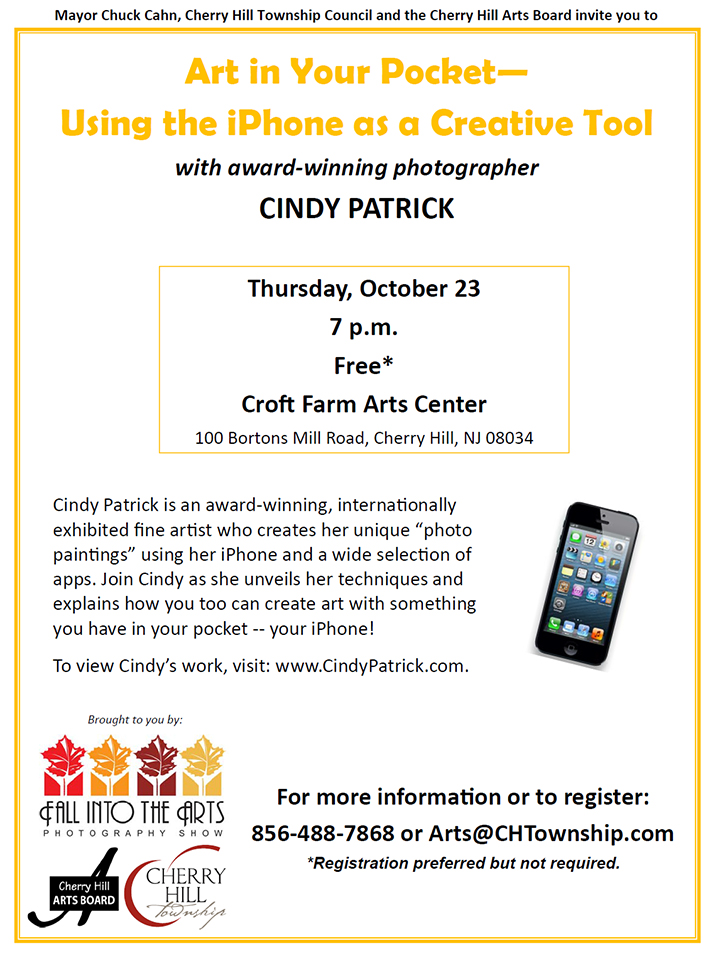Art In Your Pocket - Oct 23