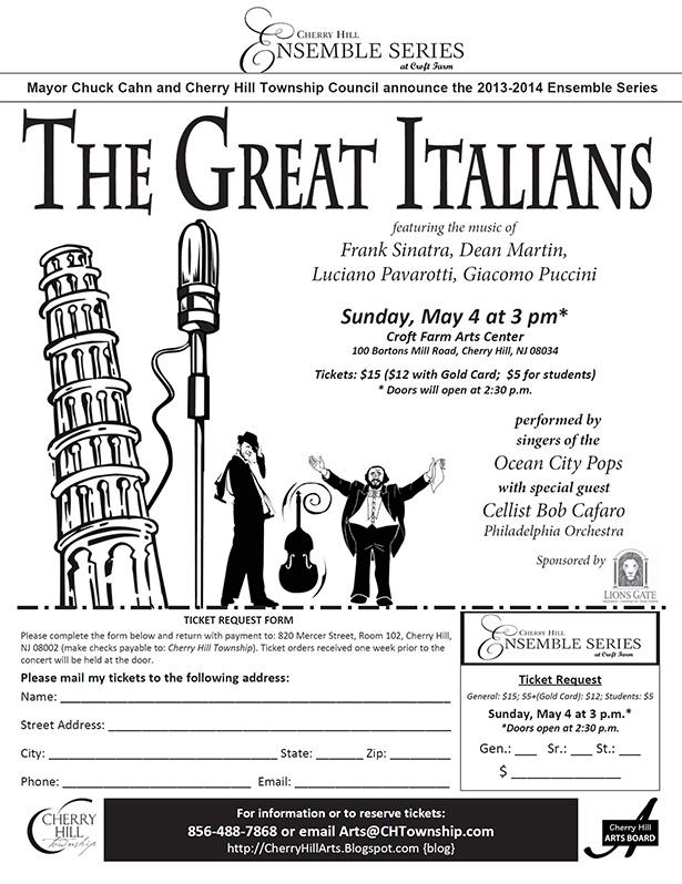 The Great Italians - May 4