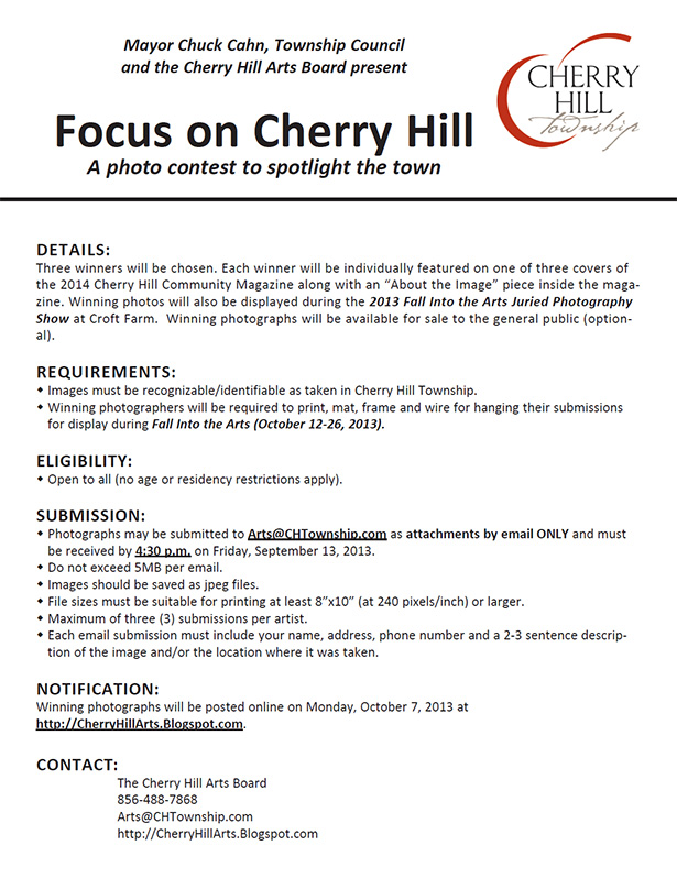 Focus on Cherry Hill