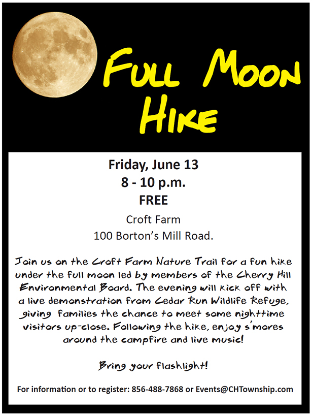 Full Moon Hike - June 13