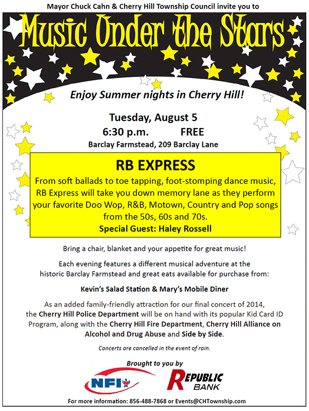 RB Express-Aug 5